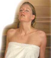 infrared sauna, therapy, healing, pain relief